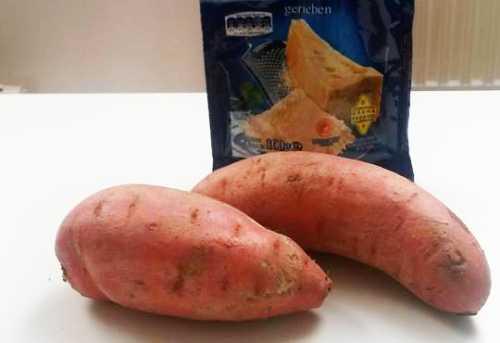 Süßkartoffelchips500